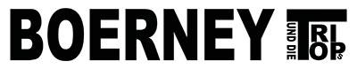 Boerneys Partyband Textlogo zum Download für Veranstalter